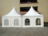 Tienda de campaña al aire libre 8x8m Canopy de boda de lujo del partido del acontecimiento Pagoda Tent