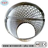 Алюминиевый Perforated лист экрана металла, декоративное конструктивное