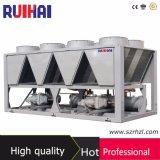 il refrigeratore della vite raffreddato aria di 380V-3n-60Hz 116.3kw con il refrigerante di R134A è usato per la fabbrica di plastica