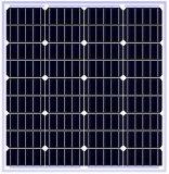 60W Mono-Crystalline модуль солнечной энергии с высоким приятного отдыха солнечных батарей