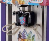 Handelsregenbogen-Eiscreme, die Maschine für Verkauf herstellt