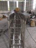 Aluminiumlegierung-Einstiegstür-einziehbare Tür/Gatter
