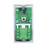 デジタル動きセンサーの結合された赤外線およびマイクロウェーブ検出の技術