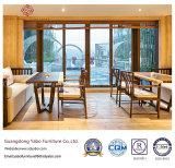 خشبيّة مطعم أثاث لازم لأنّ فندق [دين رووم] يثبت ([يب-ر1])