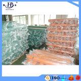 Брезент крена стеклоткани материала тента покрынный PVC