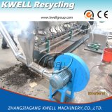 Machine de production de pelletisation de la grande capacité HDPE/PP/PVC WPC, granulatoire en bois de boulette