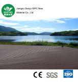 Decking composto plástico de madeira ao ar livre de WPC para pavimentar com o Ce
