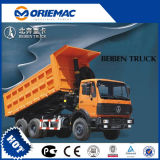 Beiben 2529kq 6X4のダンプトラックの新しい在庫