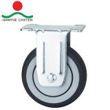 El orificio del tornillo Prestaciones medias vaciador, freno de la parte superior TPR Caster