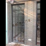 Altes Aluminiumlegierung-nachgemachtes Stahlfenster