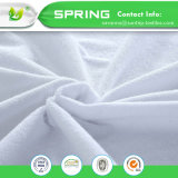 低刺激性の通気性の綿のテリーの優れた防水マットレスの保護装置