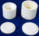 Vaso di ceramica dell'allumina di alta qualità per la molatura secca ed umida
