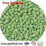 Het groene Polycarbonaat Masterbatch van de Kleur voor het Plastiek van Ror van de Vormen van de Draak