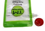OEM Doypack Plástico Ziplock da boca de saco de embalagem de líquidos