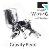Injetor manual do bocal de pulverizador da pintura da mão de Sawey W-71-4G