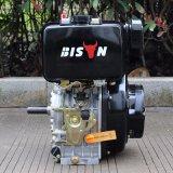 バイソンBS186faの強いフレームの携帯用ディーゼル機関15 HP