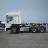 エアコンが付いている6X4 Sinotruk HOWOのトラクターのトラックのトレーラーヘッド