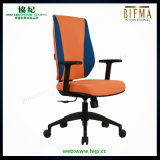 Envoltura ajustable el cubrir plástico el alto elástico y silla verde de la oficina