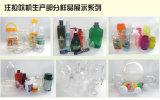 Jobstepp-vertikale Plastikflaschen-Blasformen-Maschine des Haustier-eins