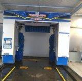 Matériel automatique de lavage de voiture de renversement avec cinq balais