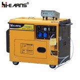 Groupe électrogène diesel refroidi à l'air (DG7500SE+ATS)