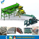 Qt10-15 10PCS/Moldの油圧具体的な空のブロック機械またはカラーペーバーの煉瓦機械