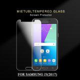 Стекло 2.5D полного покрытия 9h 0.3mm Царапать-Упорное Tempered для Samsung J3 2017
