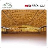 Alta Qualtity complicado fácil de construir la estructura de acero de almacén o taller/Hangar