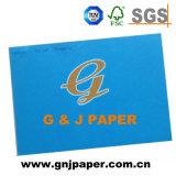 PC103 Nuevo estilo colorido verde la impresión de tarjetas de papel