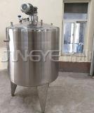 cuve de mélange pour l'industrie des boissons, industrie pharmaceutique