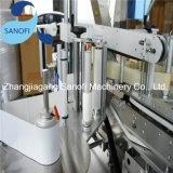 Máquina de etiquetado auta-adhesivo lateral doble automática