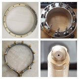 Ezletter 세륨은 전문화된 Ball-Screw 죔쇠 테이블 알루미늄 단면도를 승인해 가공한 CNC 대패 (알루미늄 4000)를