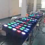 5PCS 15W RGB 3in1 LED 매트릭스 곁눈 가리개 빛