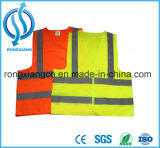 Безопасности логоса печатание высокого качества тельняшка изготовленный на заказ отражательная