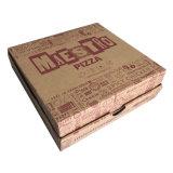 10/12/14/16 pulgada de la talla de la insignia del papel de rectángulo de encargo de la pizza