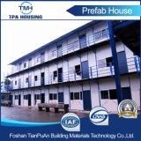 Casa prefabricada de acero modular de la asamblea rápida para las casas del trabajador