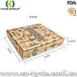 Custom rectangular de 12 pulgadas caja de pizza Italia en el mercado de alta