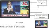 18.5 Zoll-Auto/Bus, der Spieler-Anzeigen-Bildschirmanzeige bekanntmacht