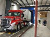 캐나다에 있는 버스와 트럭 세탁기