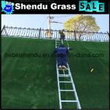 Цвет травы травы 10mm украшения стены искусственний зеленый