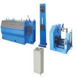 Máquina automática de la devanadera del carrete del alambre del enrollamiento de bobina del alambre de cobre