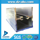 Fabrik-Großverkauf-Ghana-Aluminiumfenster-Flügelfenster-Tür-Profil anodisierte Bronze