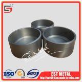 Cuvette chaude de creuset de tungstène de vente pour fondre les métaux