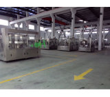 Linha de enchimento pura cheia da máquina de processamento da água de frasco para a venda