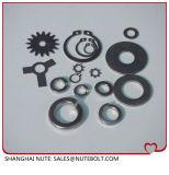 Rondelle ressort en acier inoxydable/DIN127/l'unc/Bsw/ASTM M4