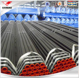 Warm gewalzte schwarze großer Durchmesser-Kohlenstoffstahl-Gefäß-Spirale geschweißtes Stahlrohr des China-Produkt-ERW für Öl