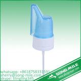 20ml Bouteille en plastique en PP blanc avec bec long nasale Stick Mist pulvérisateur nasal