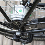 Nuova città Ebike di verde di disegno con il pedale