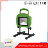고성능 20W 옥수수 속 재충전용 LED 플러드 빛