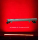 24X10W LED Stab-Wand-Unterlegscheibe-im Freiendisco-Beleuchtung